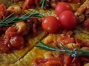 Farinata gamberetti pomodorini 100% Gluten Free (Fri)Day