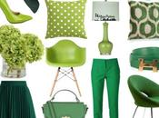 [week-end Color] green with Irish Green