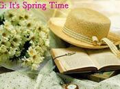 TAG: It's Spring Time! collaborazione BooksLand