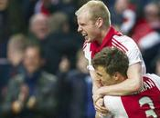 Eredivisie: l'Ajax approfitta dello scivolone accorcia Boeren. Colpo salvezza Breda