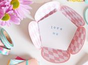 Blossom envelop {new post Craft Cafè}