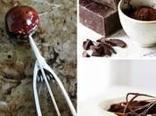 Sorbetto cioccolato Chocolate sorbet