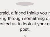 Facebook contro suicidi