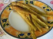 Cardi fritti ricetta Siciliana