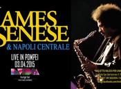 James Senese Napoli Centrale live Pompei