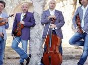 """Solis String Quartet domenica Battipaglia presentano """"Caminos"""""""