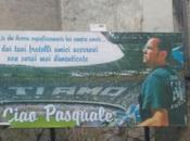 Grande affluenza funerali Pasquale D'Angelo. duemila salutare tifoso