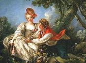 Schemi punto croce: Autunno François Boucher