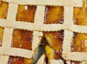 Crostata marmellata albicocche Apricot tart