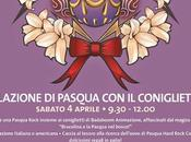 "HARD ROCK CAFE ROMA piccoli ROCKERS: ""BREAKFAST WITH BUNNY"" Sabato Aprile 9.30-12.00"
