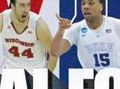 Torneo 2015: Duke, Kentucky, Wisconsin Michigan State grande ballo