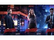 """""""Daredevil"""": poster protagonisti"""