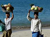 Birmania (Myanmar): bellezza quiete Ngapali Beach