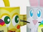 Omaggi Piccolini Time Barilla regala stampabili decorare Pasqua bambini