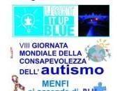 comune Menfi aderisce alla Giornata Mondiale dell'autismo