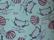 [sketching time] Pink Kitten Pesciolini Baby Print