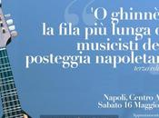 ghinnèss: sfilata musicisti della Posteggia napoletana