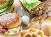 Buns dall'Inghilterra panini super morbidi merenda Pasquetta