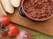 Fagioli piccanti con… Salsiccia Pancetta!