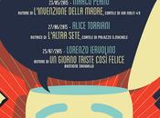 """appuntamenti """"Cortili letterari 2015″ Fano"""