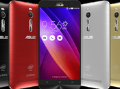 Primi Wallpaper ufficiali stock Asus ZenFone