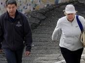 Angela Merkel vacanza Ischia nonostante maltempo