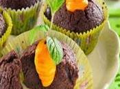 Cupcakes Pasqua cioccolato.