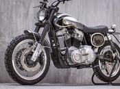 """Harley Sportster """"American Scrambler"""" Benjie's Cafe Racers"""