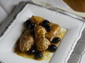 Faraona umido alle olive nere #StoriediPiatti