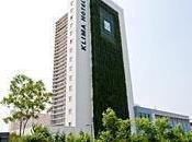 Klima Hotel Milano, design ospitalità green