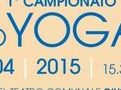 IYSC15: primo Campionato Italiano Yoga Sport