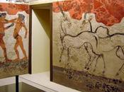 L'affresco albori della tecnica mistero romano