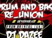 From queen bristol consolle, dazee drum bass re_union