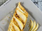 Strudel pere fiordifrutta alle Rigoni Asiago with pears Fiordifrutta organic fruit spread pear