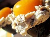 Uova dolci ricotta arancia: quando l'occhio immagina ogni senso