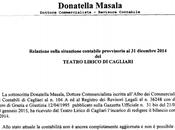 Relazione contabile della Dott.ssa Masala
