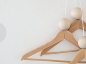 Restyle your hanger Nuovo look all'appendiabiti