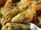 Lasagne alla Crema Pesto Ricotta Scagliette Mandorle Tostate