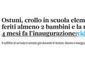 Governo Renzi #labuonascuola (che perde pezzi quattro mesi dall'inaugurazione)