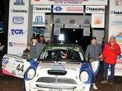 Rally: Monica Caramellino partenza l'Elba
