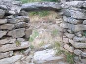L'area archeologica monte santa vittoria