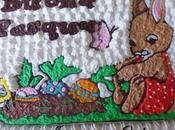 Torta coniglietto Pasqua