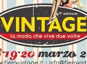 VINTAGE! moda vive volte Nuova edizione dell'evento vintage importante d'Italia