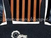 Borsa lana cotta grigia grande Cod. 0058
