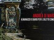 """GAM, Palermo ANDREA MARCO, """"ALMANACCO DIARIO DILETTO COMUNE"""" cura Beatrice Buscaroli"""