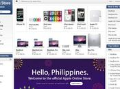 breve nuovo Apple Store online