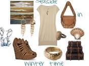 Polyvore love: Seaside winter time