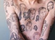 Foto giorno marzo 2011 tatuato corpo foto julia roberts