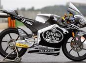 Honda Team Estrella Galicia Winter Test 2015