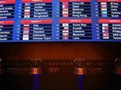 Qualificazioni Mondiali Asia, sorteggio della seconda fase